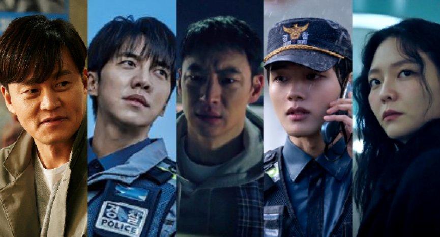從《怪物》、《MOUSE》到《五月的青春》!friDay影音最夯14部韓劇、韓綜跟播不間斷