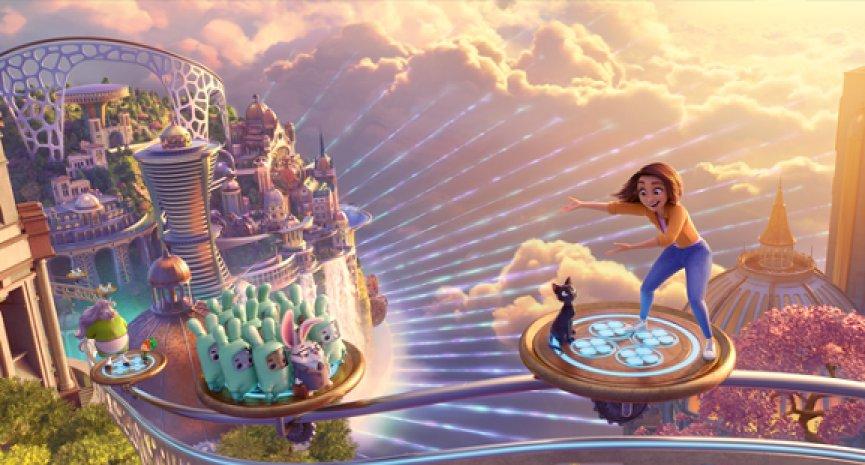 Apple TV+攜手Skydance動畫團隊!打造原創電影《Luck》、《Spellbound》