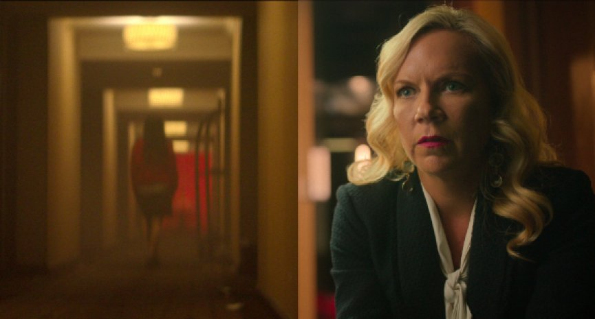 藍可兒入住「賽西爾酒店」暗藏邪惡力量?網友質疑女經理隱藏命案真相