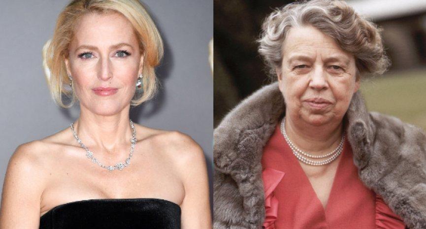 《王冠》吉莉安德森再成政壇人物!主演美劇《第一夫人》詮釋愛蓮娜羅斯福