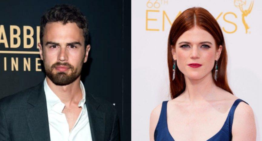 HBO影集《時空旅人之妻》公布選角!席歐詹姆斯戀上「女野人」蘿絲萊斯莉