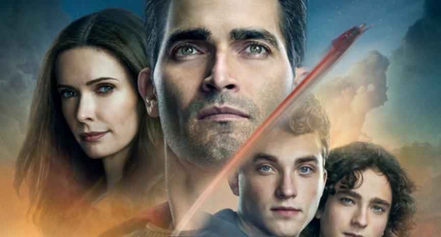 首播一周傳好消息!CW續訂《超人與露易絲》第二季