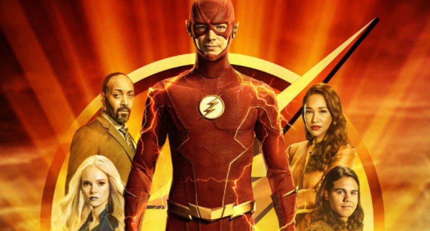 《閃電俠》全新第七季首播!Warner TV獨家與美同日更新