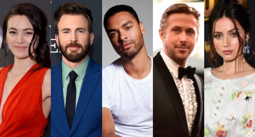 Netflix電影《The Gray Man》揭曉新卡司!《柏捷頓》「公爵」加入星級陣容
