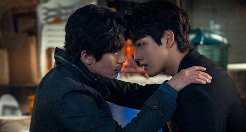 《怪物》上演男男感情戲? 呂珍九、申河均「吻戲」內幕曝光