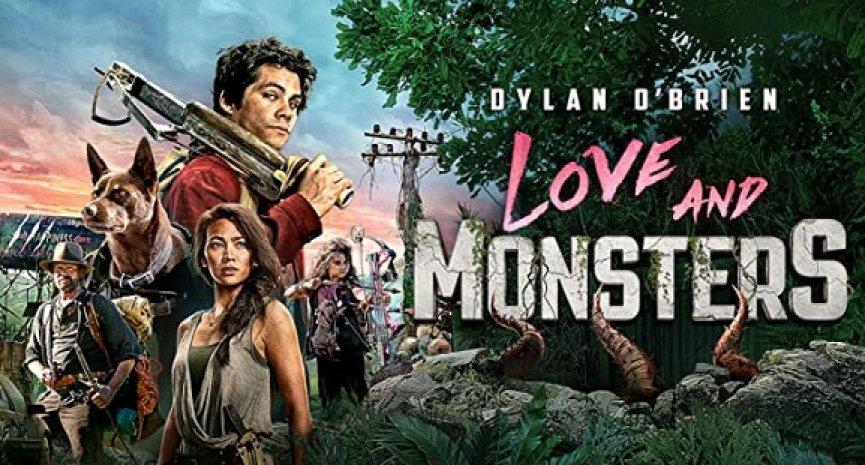 Netflix台灣4月上線《愛與怪物》!狄倫歐布萊恩戀上《鐵拳俠》「科琳溫」