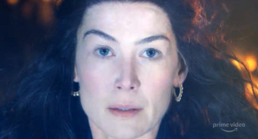 Amazon奇幻美劇《時光之輪》公開新片段!羅莎蒙派克走入魔法大地