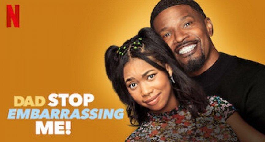 傑米福克斯當《爸爸好尷尬!》 Netflix全新喜劇影集4月上線
