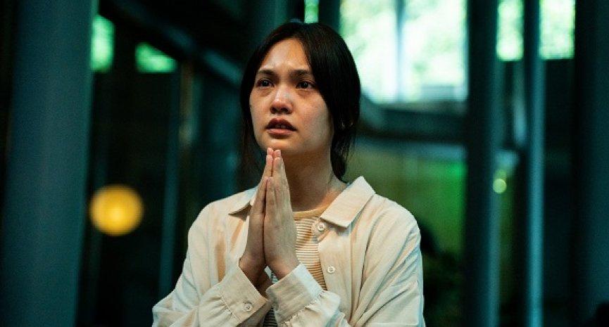 靈異驚悚國片《靈語》前導預告曝光!楊丞琳捲入女童失蹤案