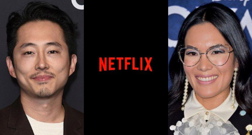 Netflix拿下史蒂芬元主演迷你影集《Beef》!搭檔黃艾莉上演行車糾紛