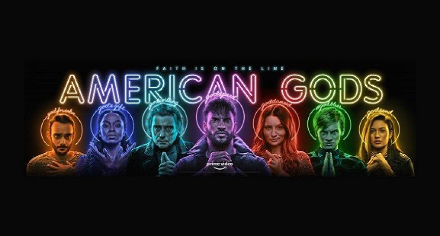 Starz取消《美國眾神》!不再續訂第四季