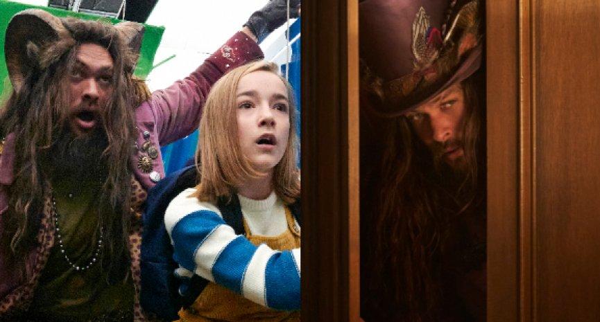Netflix奇幻冒險電影《Slumberland》2022年上線!「水行俠」半人半獸造型曝光
