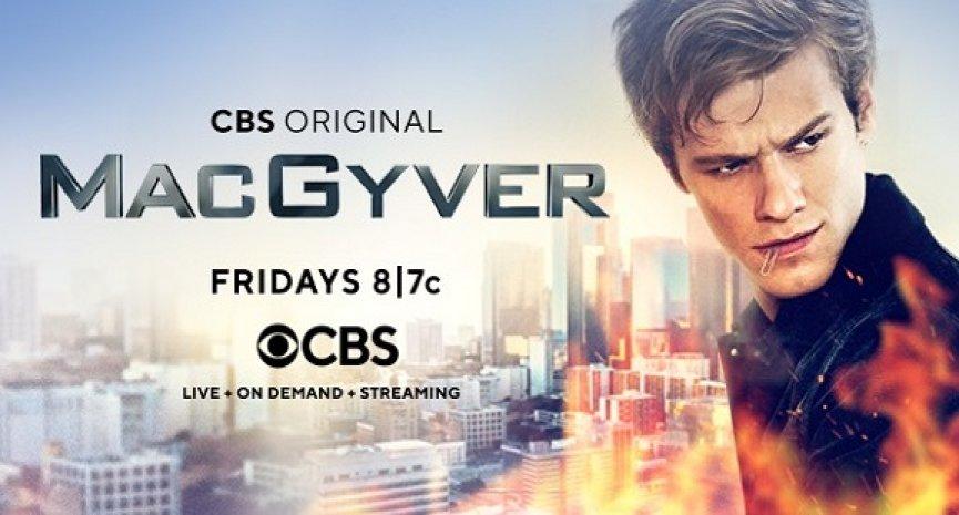 CBS取消美劇《馬蓋先》!第五季大結局本月播出