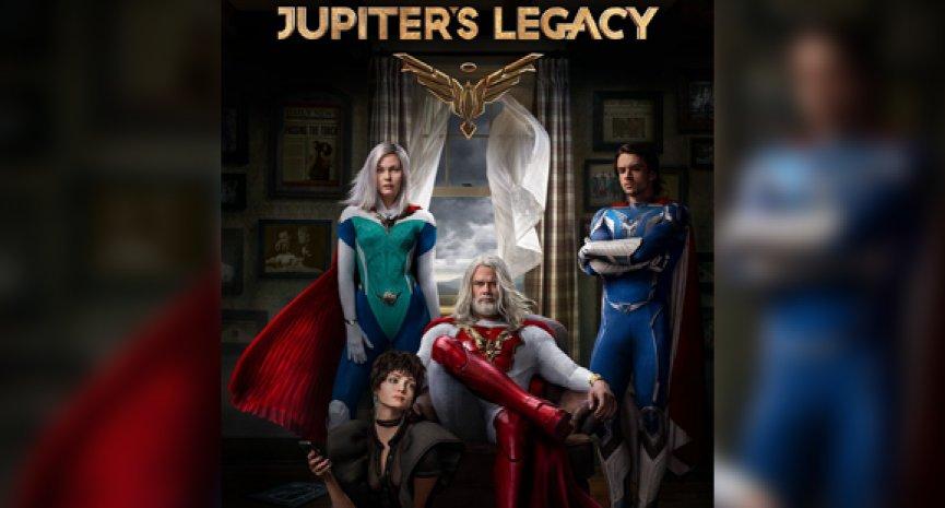 超級英雄延續使命!Netflix影集《朱比特傳奇》正式預告上線