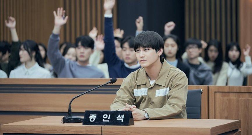 Netflix獨家與韓同日更新《Law School》!最高學府捲入驚人命案