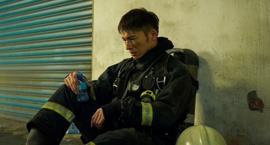 《火神的眼淚》金馬奇幻首映全場爆哭獲好評!消防員觀眾讚:「真的是我們的日常。」
