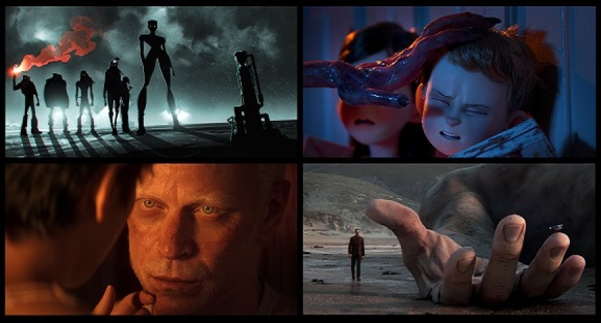 Netflix《愛x死x機器人》首曝第二季預告!宣布第三季2022年上線