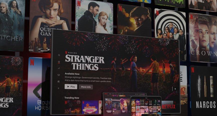 一年損失60億美金?Netflix回應測試審核「共享帳戶」身份