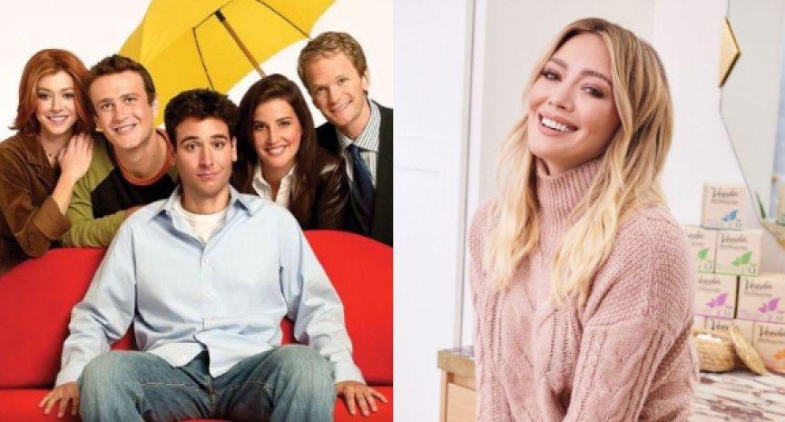 Hulu預訂女版《追愛總動員》!希拉蕊朵芙主演衍生劇《How I Met Your Father》
