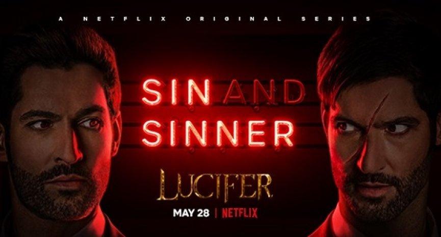 「路西法」接任上帝之位?Netflix美劇《魔鬼神探》首曝第五季下半部預告