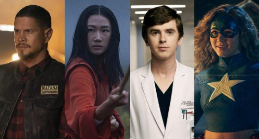 ABC續訂《良醫墨非》第五季!CW再推《功夫》第二季、《逐星女》第三季