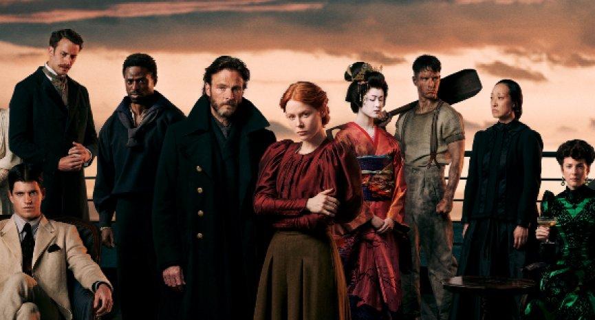 移民之旅變可怕夢魘!《闇》創作團隊打造Netflix新劇《1899》全卡司公開