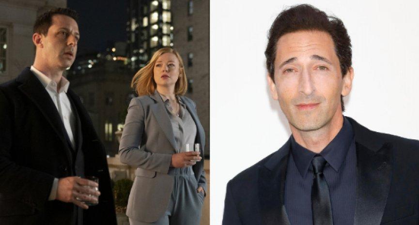 HBO《繼承之戰》找來奧斯卡影帝加入!安卓亞布洛迪成億萬富翁