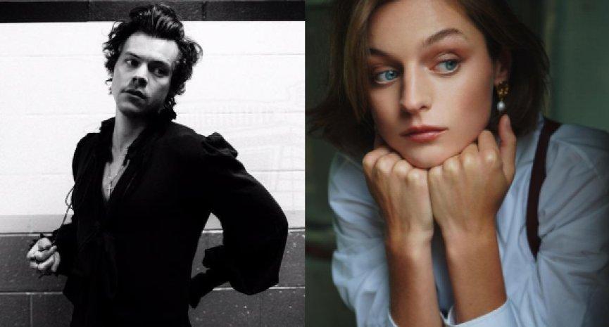 「一世代」哈利與《王冠》黛安娜街頭激吻?照片登Twitter熱搜