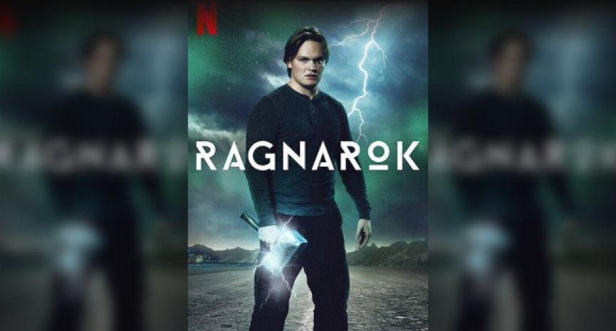 「雷神之鎚」現身!Netflix影集《諸神黃昏》第二季首曝前導預告
