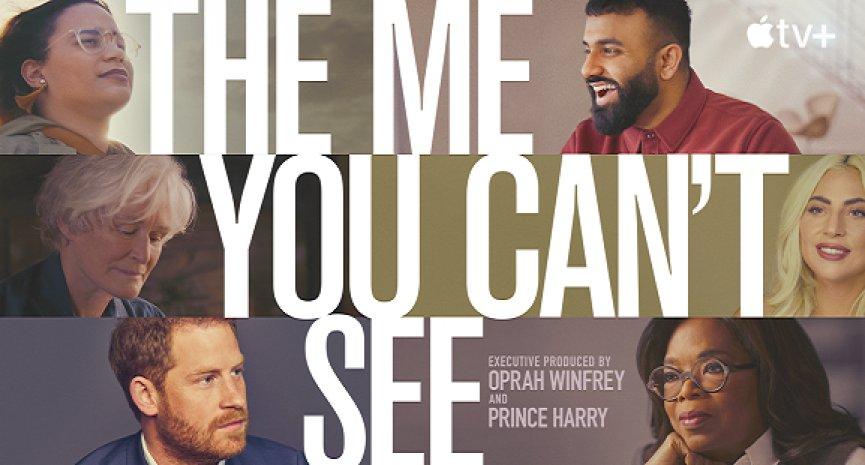 哈利王子脫離皇室化身製作人!攜手歐普拉打造紀錄片影集《你看不見的我》