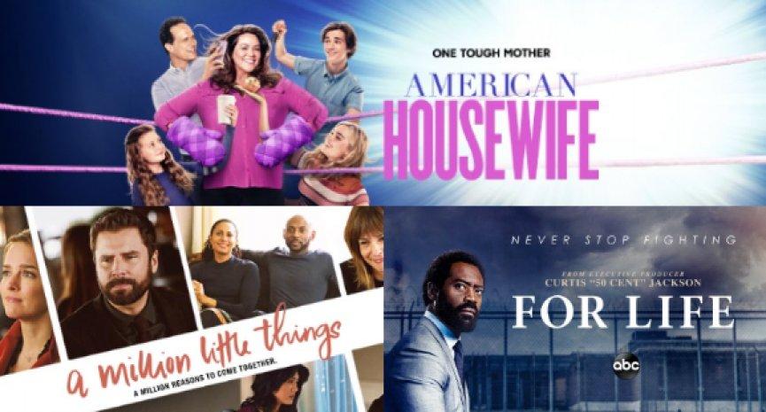 ABC宣布11部美劇命運!《最重要的小事》獲續訂、《美式主婦》遭取消