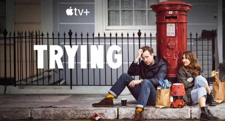 一起當快樂無名小卒!Apple TV+原創溫馨喜劇影集《而立人生》第二季5月上線