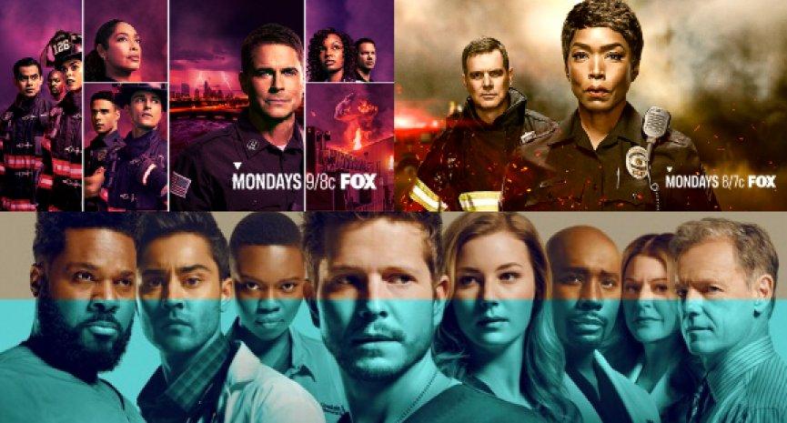 FOX續訂《住院醫師》第五季!《火速救援最前線》和衍生劇順利前進2021-2022季度