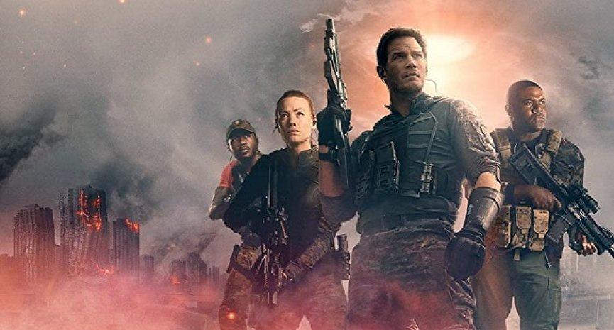 Amazon曝「星爵」科幻新片《明日之戰》預告!7月全球Prime Video上線