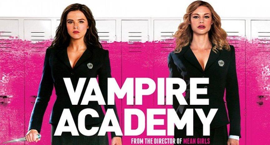《噬血Y世代》主創再創吸血鬼新作!暢銷小說《吸血鬼學院》改編為美劇