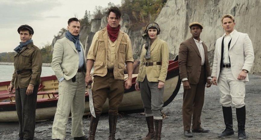 Netflix取消《朱比特傳奇》!開發反派角色衍生劇《Supercrooks》