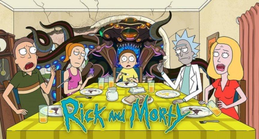 科幻喜劇動畫《瑞克和莫蒂》全新第五季首播!獨家上線HBO GO