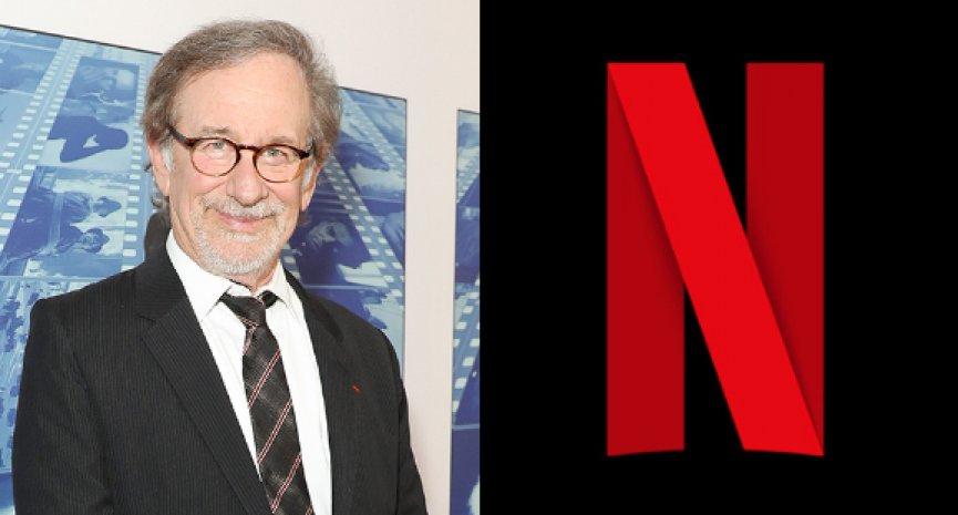 昔日抵制今日合作!史蒂芬史匹柏聯手Netflix「每年上線2部電影」