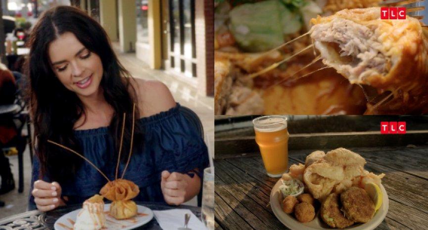 《凱蒂李的海灘美食》上桌!海鮮大拼盤炸好炸滿、牽絲墨西哥春捲超犯規