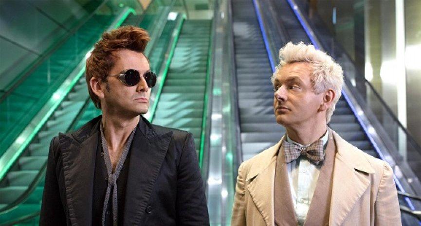 《好預兆》確定推出第二季!大衛田納特、麥可辛回歸再演惡魔與天使