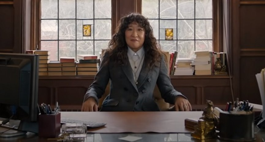 Netflix喜劇影集《叫她系主任》首曝片段!吳珊卓就任名校史上第一位女性主任
