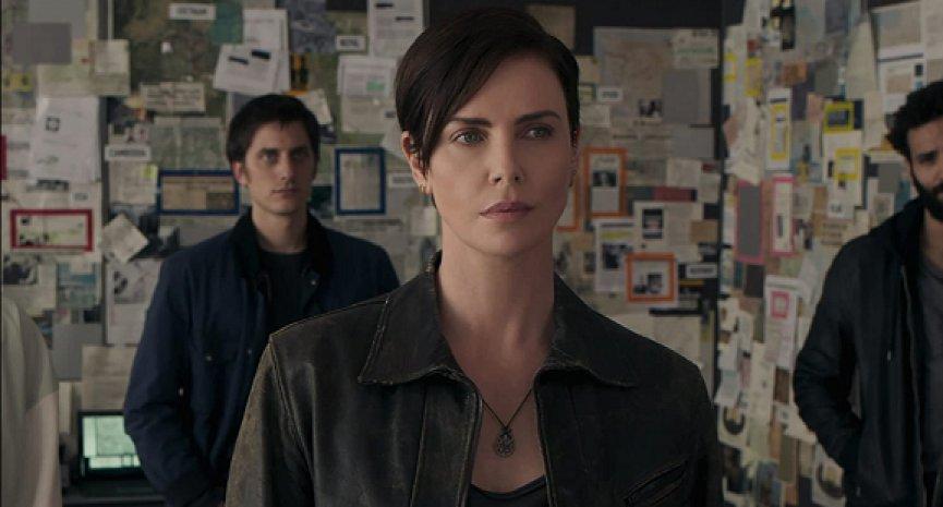 莎莉賽隆證實《不死軍團2》劇本完成!續集2022年初開拍