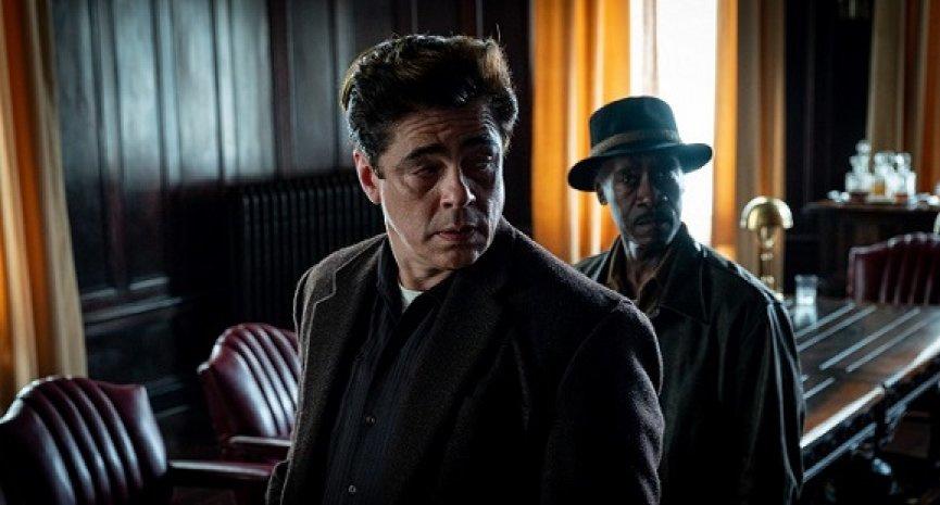 史蒂芬索德柏執導新片《匪類》眾星雲集!與美同日獨家上線HBO GO