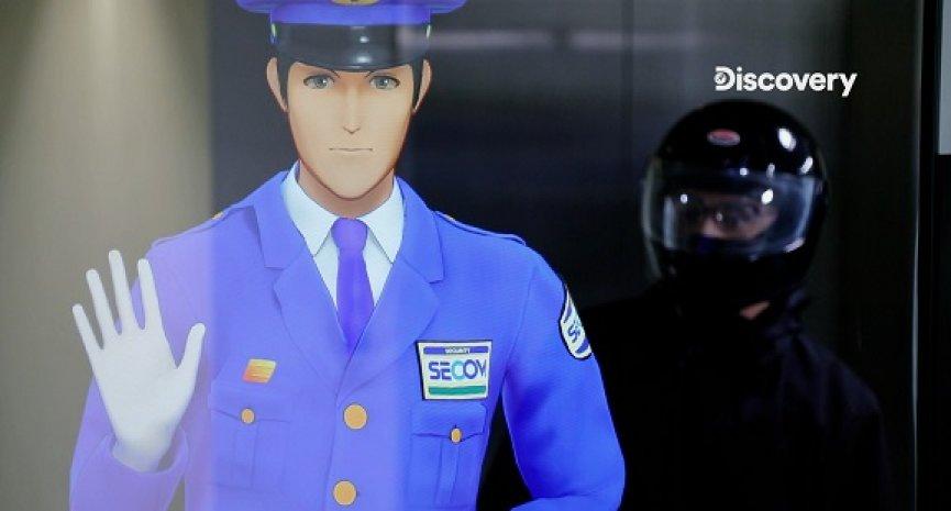 機器人、虛擬警察、還有讀心術?直擊東京奧運幕後的科技競賽