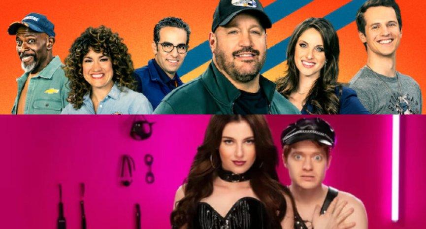 Netflix取消四部喜劇影集!《維修狂人》、《親密束縛》遭砍