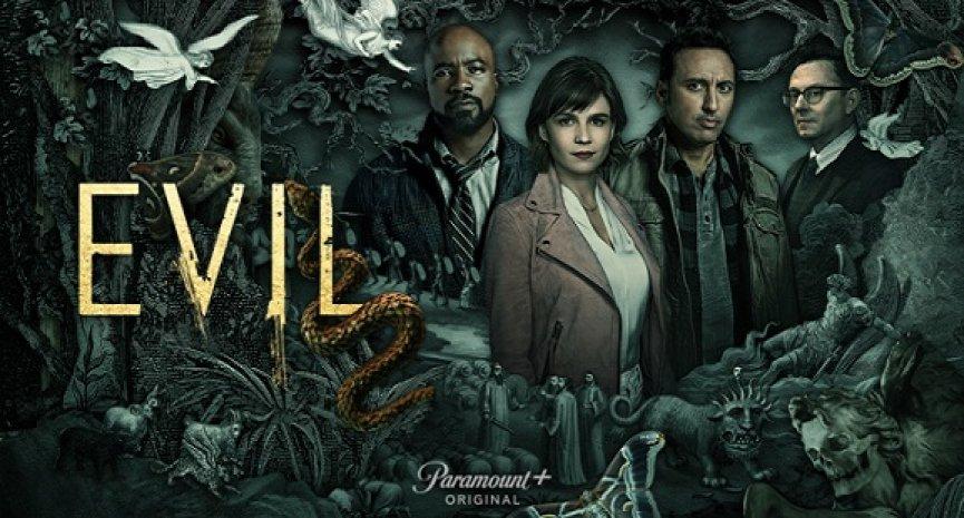 第二季開播傳好消息!Paramount+續訂《惡靈偵探》第三季