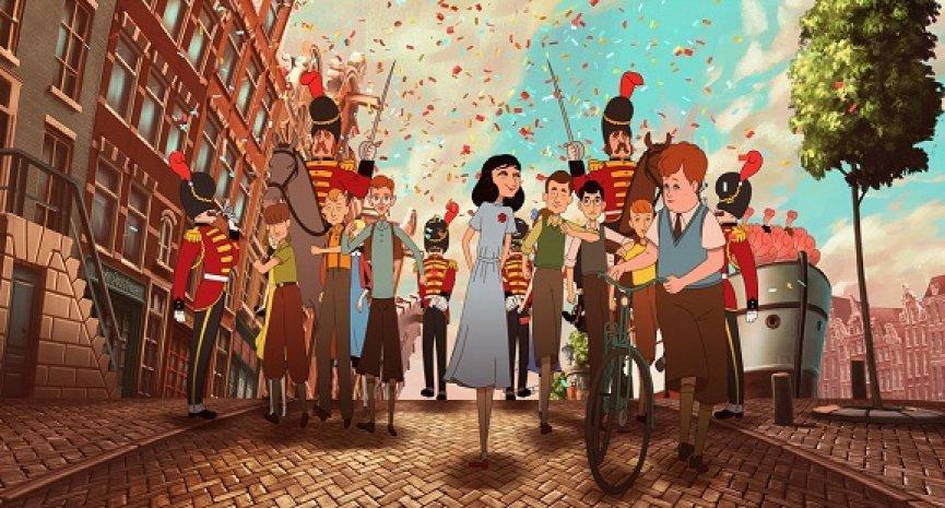 《尋找安妮法蘭克》坎城影展亮相獲盛讚!動畫名導阿里福爾曼因母親「以死相逼」接下導演筒