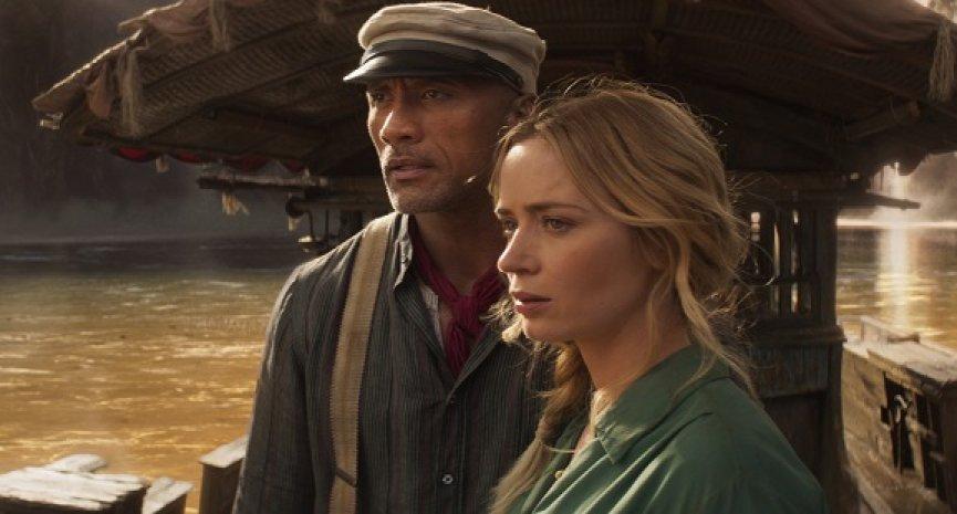 《叢林奇航》打造華麗亞馬遜奇幻冒險!巨石強森攜手艾蜜莉布朗搭上「綺拉號」