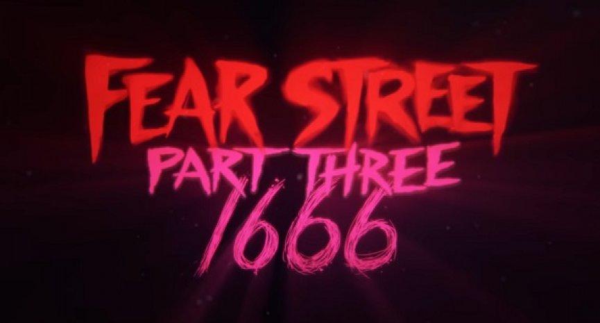 Netflix《恐懼大街》最終章揭開女巫詛咒起源!《恐懼大街3:1666》正式預告上線