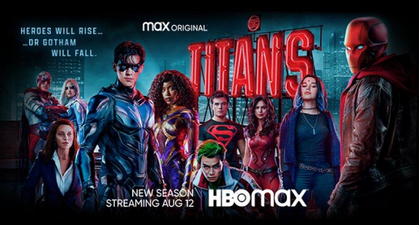 《泰坦》公開第三季正式預告!「二代羅賓」成為「紅頭罩」對抗昔日隊員